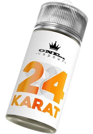 24 Karat | OneOZ Vapour TKO | 100ml 3mg