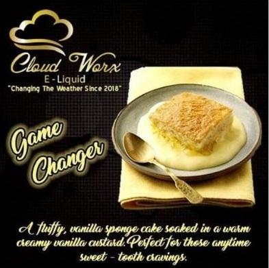 Cloudworx | Game Changer | 60ML 2MG