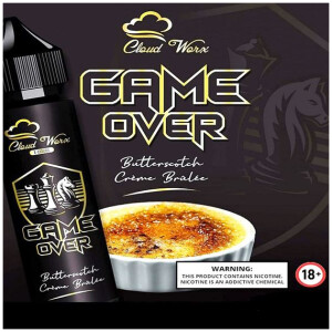 Cloudworx | Game Over | 60ML 2MG