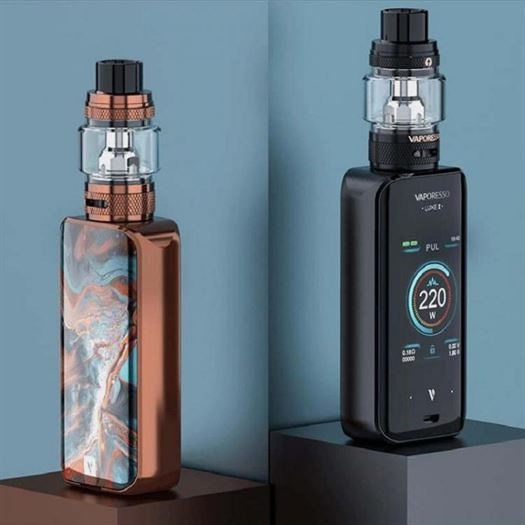 Vaporesso Luxe II Box Kit | NRG-S tank | 8ml