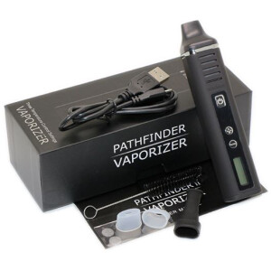 ANIX Pathfinder DH Kit | Dry Herb Device | Black | 2000mAh