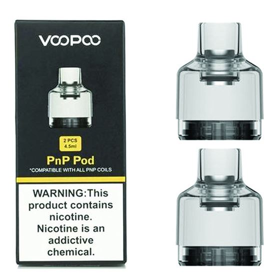 Voopoo PnP Replacement Pod Cartridge | 4.5ml