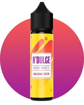 Nookie Monsta | N'Duldge GBOM | 60ml 2mg