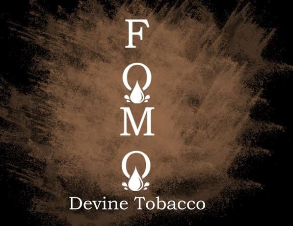 Devine Tobacco | FOMO Eliquids | 120ml 3mg