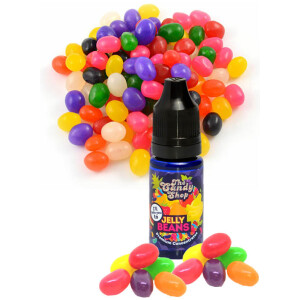 Big Mouth Jelly Beans | 10ml One Shot Concentrated Flavour | Makes 100ml Eliquid