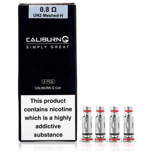 Uwell Caliburn G Replacement Coil | 0.8 Ohm