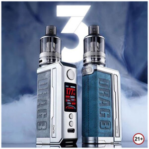 Drag 3 Starter Kit | Voopoo | 177W