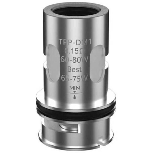 Voopoo TPP DM1 Single Coil | 0.15ohm