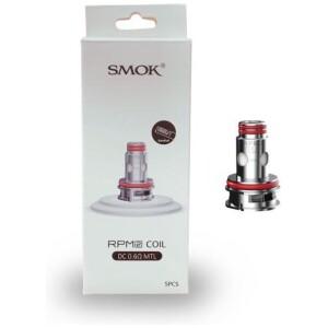 Smok RPM 2 DC Coils | 0.6 ohm | Single Coil