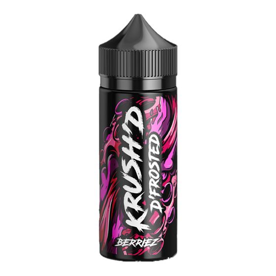 Berriez D'frosted Krush'd   100ml 3mg