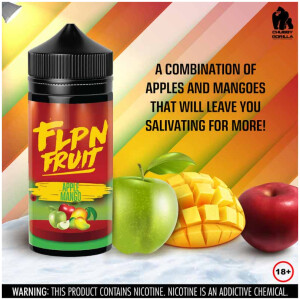 Apple Mango | FLPN Fruit | 120ml 2mg