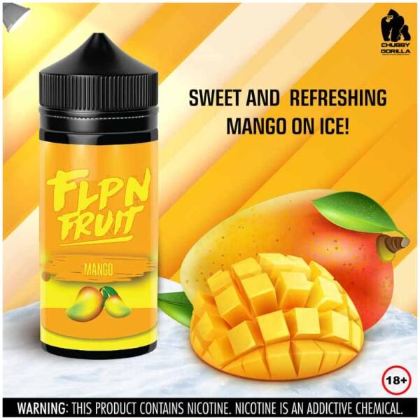 Mango | FLPN Fruit | 120ml 2mg