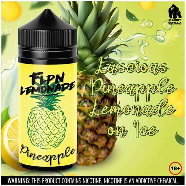 Pineapple Lemonade | FLPN Fruit | 120ml 2mg