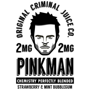 Pinkman | Original Criminal | 100ml 2mg