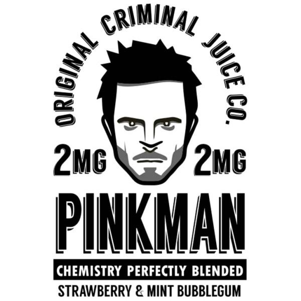 Pinkman | Original Criminal | 100ml 2mg