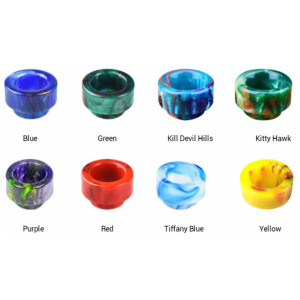 Resin Drip Tips | 810 | Vandy Vape