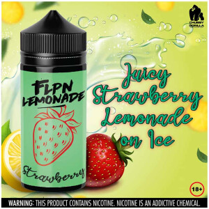 Strawberry Lemonade | FLPN Fruit | 120ml 2mg