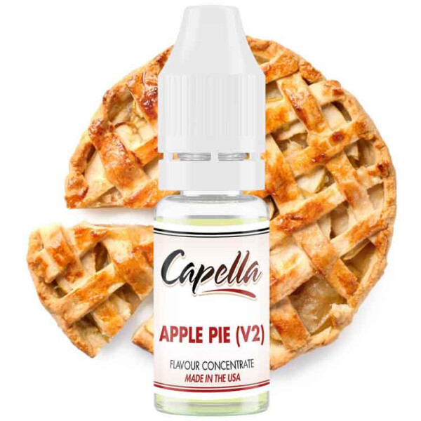 Capella Apple Pie | 10ml Concentrated Flavor for DIY Self Mixing
