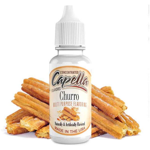 Capella Churro | 10ml Concentrated Flavor for DIY Self Mixing