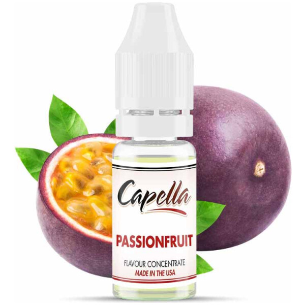 Capella Passion Fruit | 10ml Concentrated Flavor for DIY Self Mixing