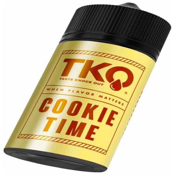 Cookie Time | TKO | 75ml 3mg