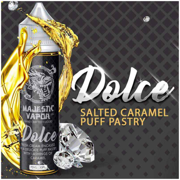Dolce | Majestic Vapour | 120ml 3mg